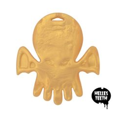 Cthulhu Chew gold - Helles Teeth Teething Toy - goud