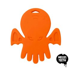 Cthulhu Chew orange - Helles Teeth Teething Toy - oranje