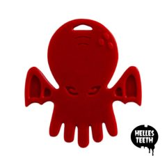 Cthulhu Chew red - Helles Teeth Teething Toy - rood