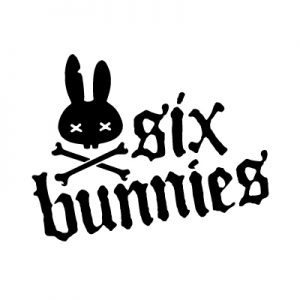 Rocking Babies - merklogo - Six Bunnies - www.rockingbabies.nl