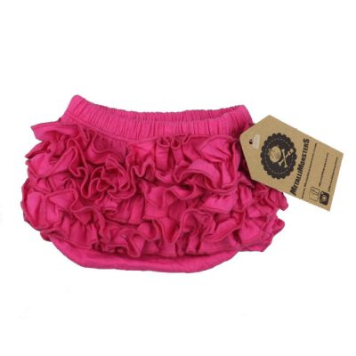 Metallimonsters - roze bloomer Ruffle Bloomer - roze
